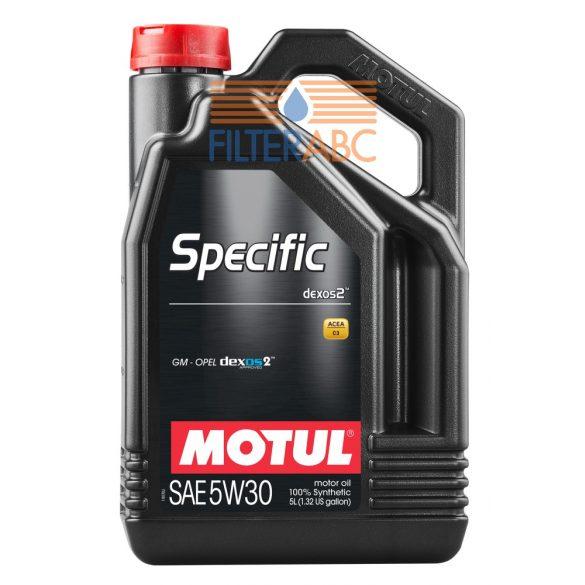 MOTUL-5W30-SPECIFIC-DEXOS 2-5L