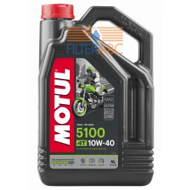 MOTUL 5100 10W40 4L