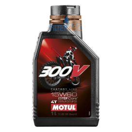 MOTUL 300V 4T OFF ROAD 15W60 1L