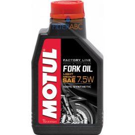 MOTUL FORK OIL FACTORY LINE 7,5W 1L