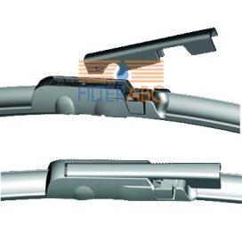 PEXA PREMIUM 10PXD ablaktörlőlapát készlet (550 mm, 550 mm)