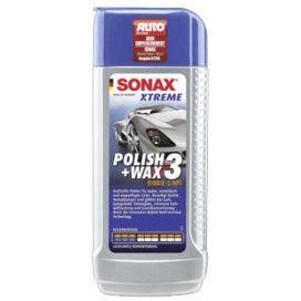 SONAX Polir és Wax XXTREME3 250 ml