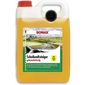 SONAX Nyári szélvédőmosó készrekevert 5 liter - CITRUS