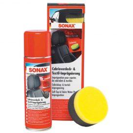 SONAX Cabrió tető, Textilimpregnáló 300 ml