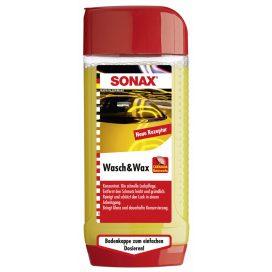 SONAX Viaszos sampon 500 ml