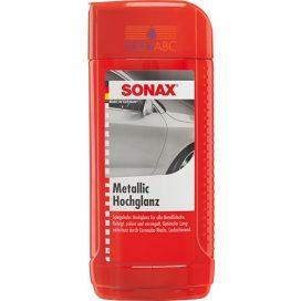 SONAX Polír metálfényező 500 ml