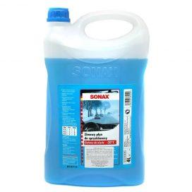 SONAX téli készrekevert szélvédőmosó (-20 C) 4L - CITRUS