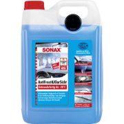 SONAX Szélvédőmosó jégoldó -20C 5 liter