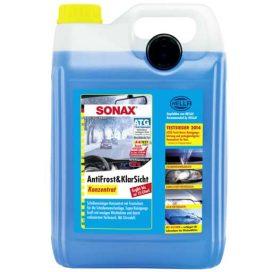 SONAX Szélvédőmosó jégoldó KONCENTRÁTUM 5L (-40 C)