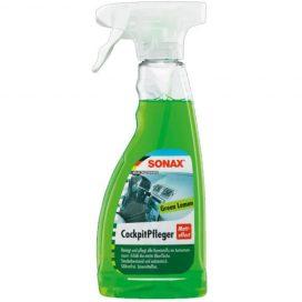 SONAX Műszerfalápoló pumpás 500 ml - Green Lemon matt