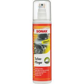 SONAX Műanyagápoló pumpás 300 ml - fényes