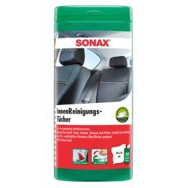 SONAX Autóbelső tisztító kendő 25 db