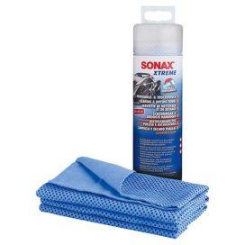 SONAX XTREME Tisztító és szárazoló kendő