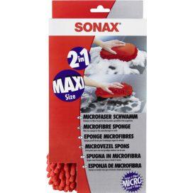 SONAX Autóápoló szivacs mikroszálas