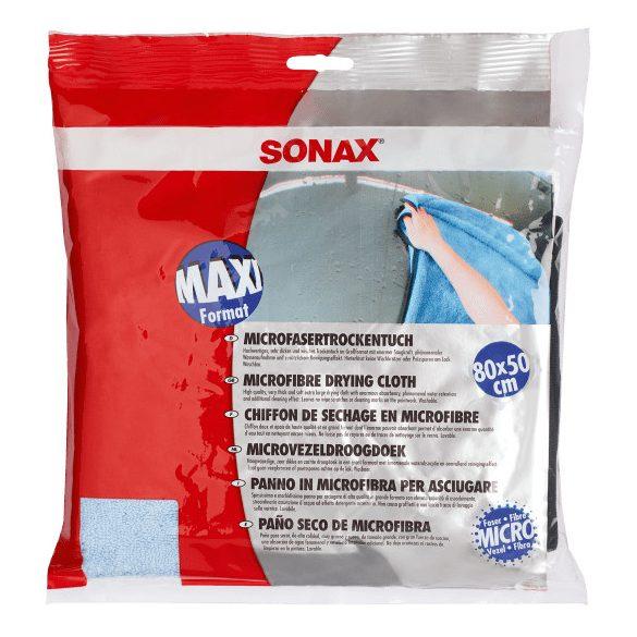 SONAX Mikroszálas törlőkendő MAXI (80x50cm)