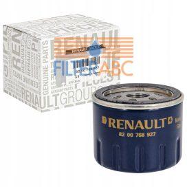 RENAULT 8200768927 olajszűrő