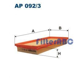 FILTRON AP092/3 levegőszűrő