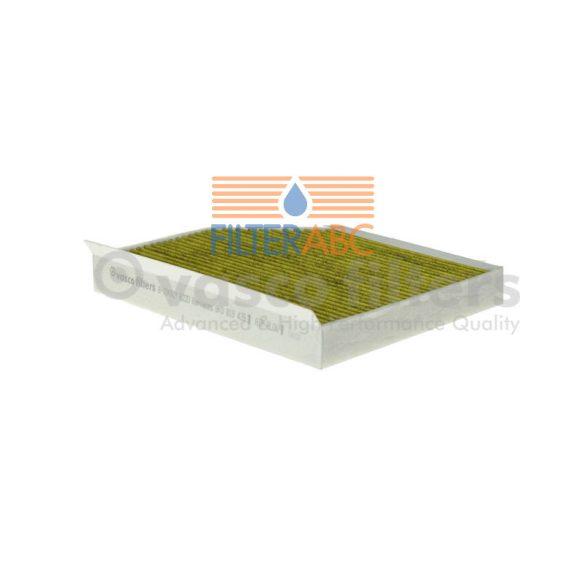 VASCO FILTERS B220 B-IONIC antibakteriális pollenszűrő
