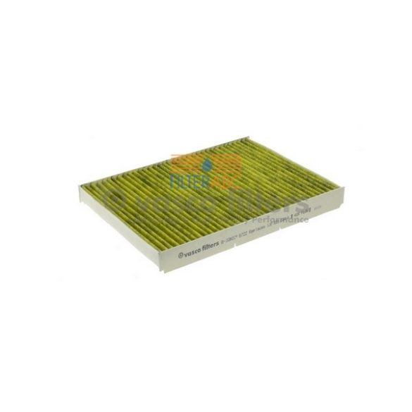 VASCO FILTERS B722 B-IONIC antibakteriális pollenszűrő