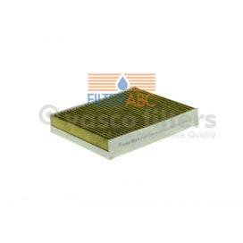 VASCO FILTERS B748 B-IONIC antibakteriális pollenszűrő
