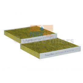 VASCO FILTERS B814 B-IONIC antibakteriális pollenszűrő (2 db / készlet)