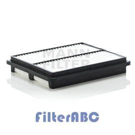 MANN FILTER C2537/1 levegőszűrő