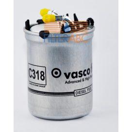 VASCO FILTERS C318 üzemanyagszűrő