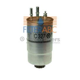 VASCO FILTERS C327 üzemanyagszűrő - GRANDE PUNTO