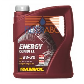 MANNOL ENERGY COMBI LL 5W30 4L