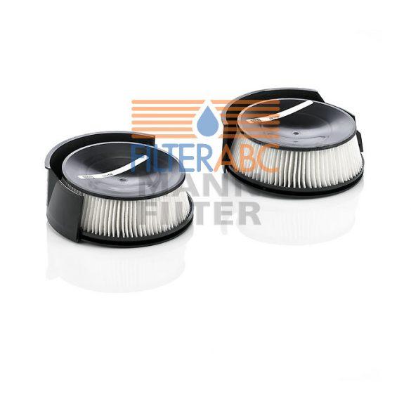 MANN FILTER CU1720-2 pollenszűrő - légkondicionáló NÉLKÜL (2 db/készlet)