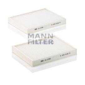 MANN FILTER CU2736-2 pollenszűrő (2 db/csomag)