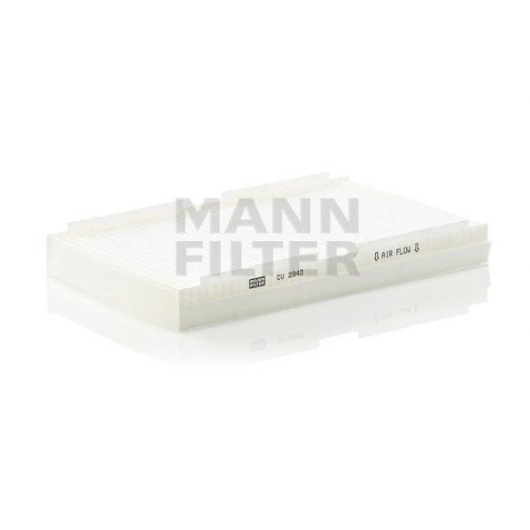 MANN FILTER CU2940 pollenszűrő