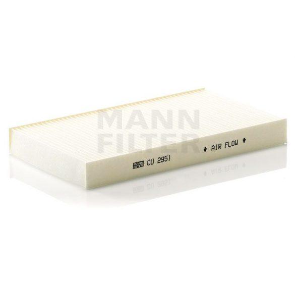 MANN FILTER CU2951 pollenszűrő