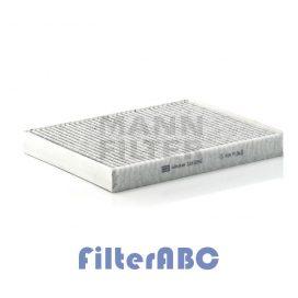 MANN FILTER CUK2842 aktívszenes pollenszűrő