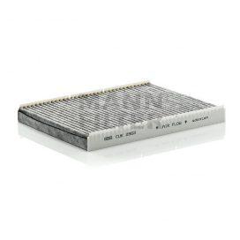 MANN FILTER CUK2862 pollenszűrő - Klímával szerelt modellekhez