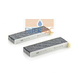 MANN FILTER CUK29003-2 aktívszenes pollenszűrő (2 db/csomag)