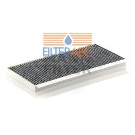 MANN FILTER CUK5366 aktívszenes pollenszűrő