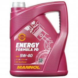 MANNOL ENERGY FORMULA PD 5W40 5L