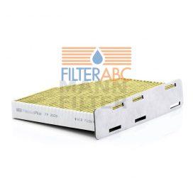 MANN FILTER Frecious Plus FP2939 pollenszűrő