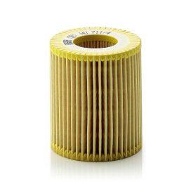 MANN FILTER HU711/4X olajszűrő (MANN RENDSZER) - 2008.03. hónapIG gyártott modellekhez