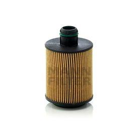 MANN FILTER HU712/11X olajszűrő (UFI szűrőház, EURO 5 motorhoz, 105 mm magas)