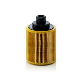 MANN FILTER HU712/7X olajszűrő (UFI szűrőház, EURO 4 motorhoz, 101 mm magas)