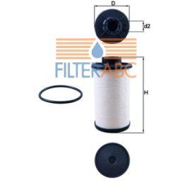 MAHLE ORIGINAL HX132D automata váltószűrő