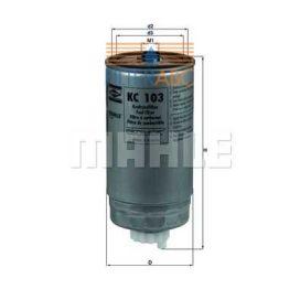 MAHLE ORIGINAL KC103 üzemanyagszűrő