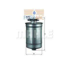 MAHLE ORIGINAL KL554D üzemanyagszűrő