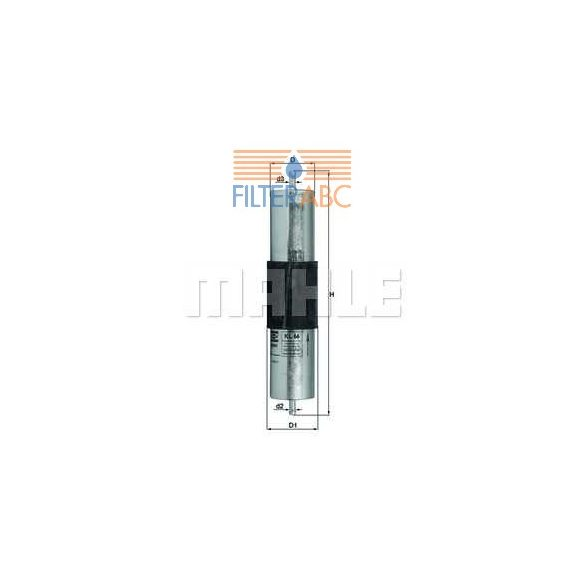 MAHLE ORIGINAL KL66 üzemanyagszűrő