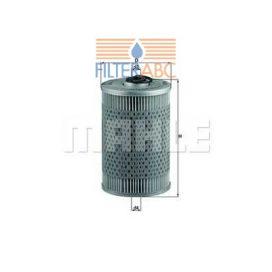 MAHLE ORIGINAL KX36 üzemanyagszűrő