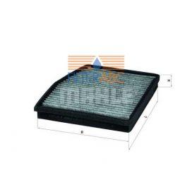 MAHLE ORIGINAL LAK124 aktívszenes pollenszűrő