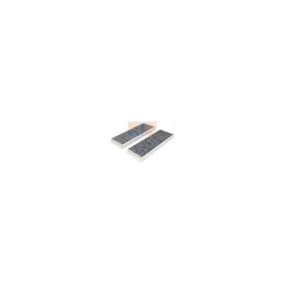 MAHLE ORIGINAL LAK239/S aktívszenes pollenszűrő (2 db / csomag)