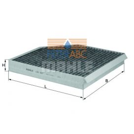 MAHLE ORIGINAL LAK667 aktívszenes pollenszűrő